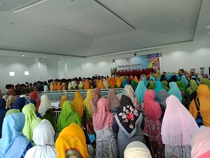 Semaraknya Peresmian Gedung Nyai Walidah dihadiri oleh Keluarga Besar Perserikatan Muhammadiyah